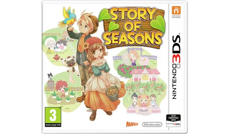Story of Seasons Nintendo 3DS Game