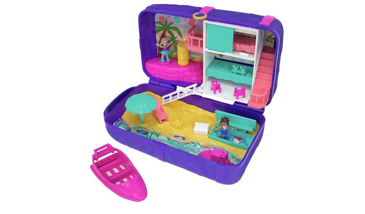 Polly Pocket Hidden Places Backpack