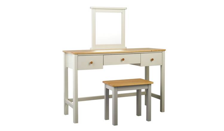 Argos Home Bournemouth Dressing Table & Stool