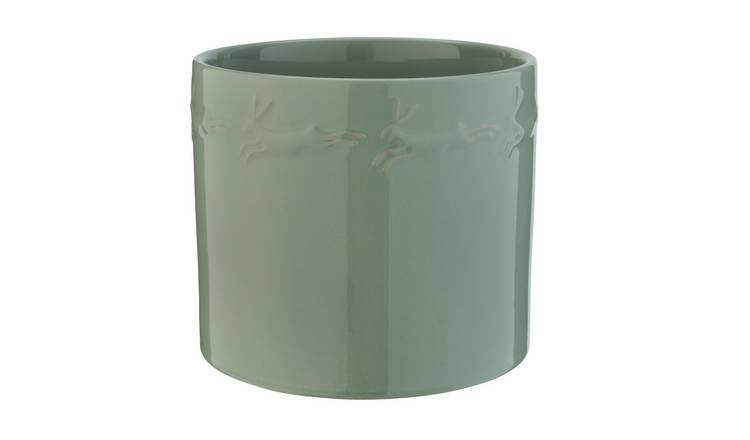 Argos Home Moorlands Planter - Green