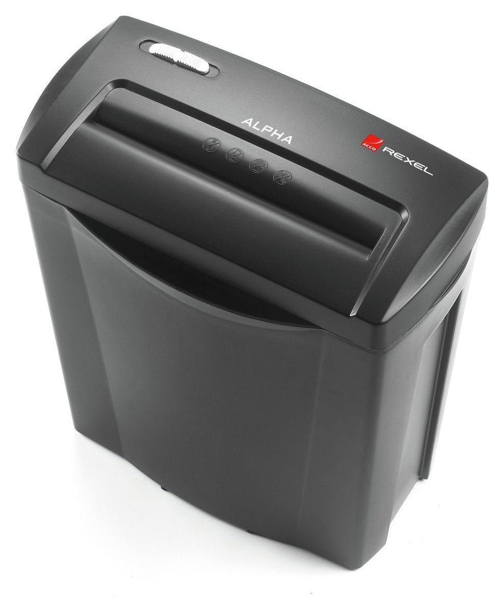 Image of Rexel Alpha Confetti Cut Shredder.