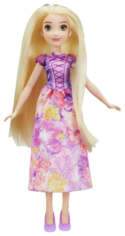 Disney Princess Royal Shimmer Rapunzel Doll
