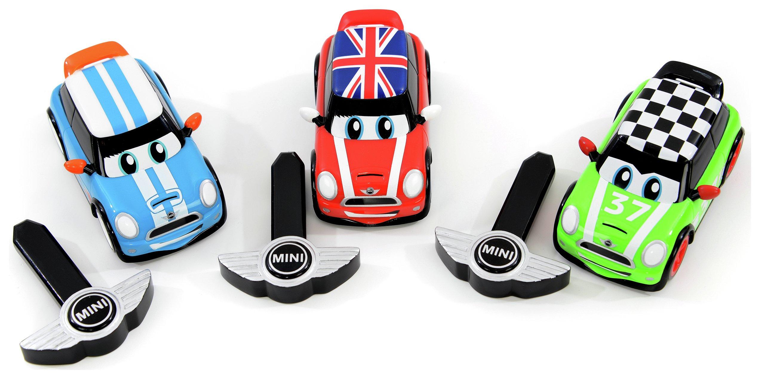 Image of Go Mini Key Racer 3 Pack.