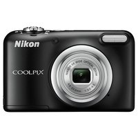 Nikon - Coolpix A10 16MP 5xZoom - Compact - Digital Camera - Black