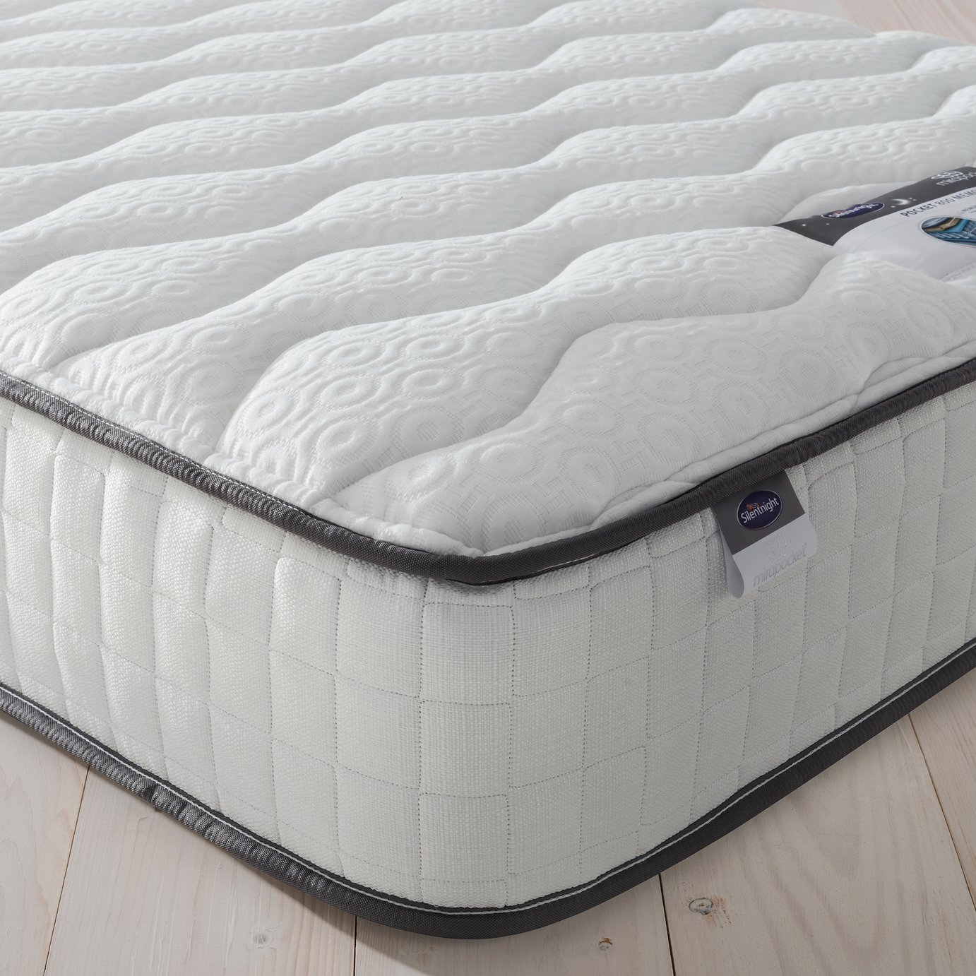 Buy Silentnight Middleton Pocket Memory Foam Single
