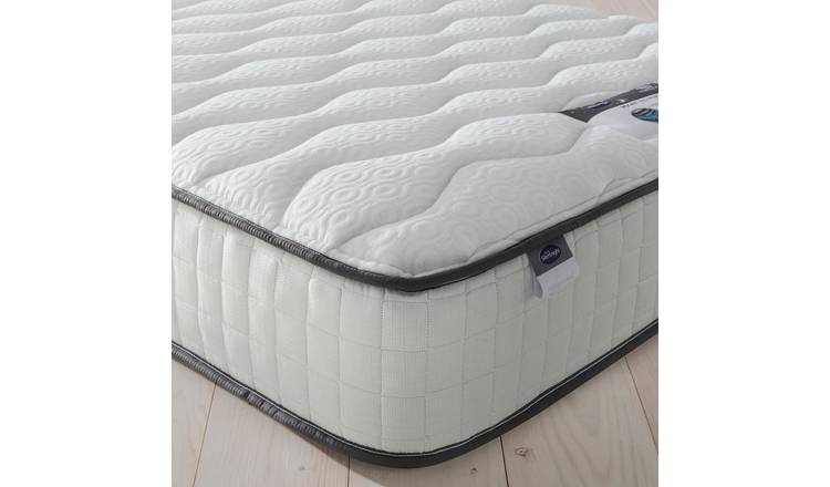 online retailer c705a b7cae Buy Silentnight Middleton 800 Pocket Memory Single Mattress | Mattresses |  Argos