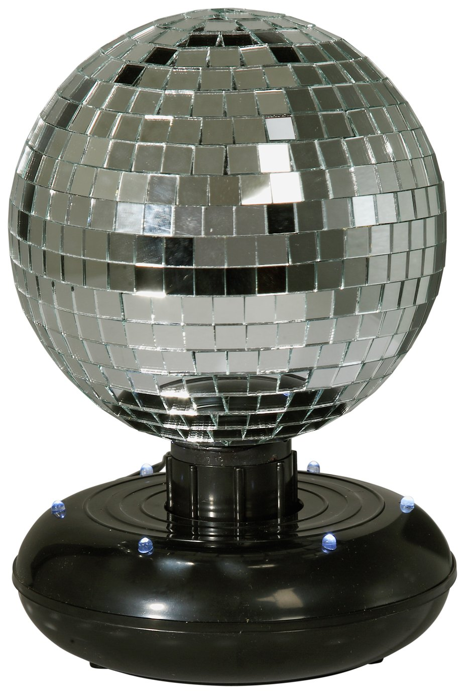Image of Cheetah - 6 Inch Free Standing Rotating Mirror Ball Kit