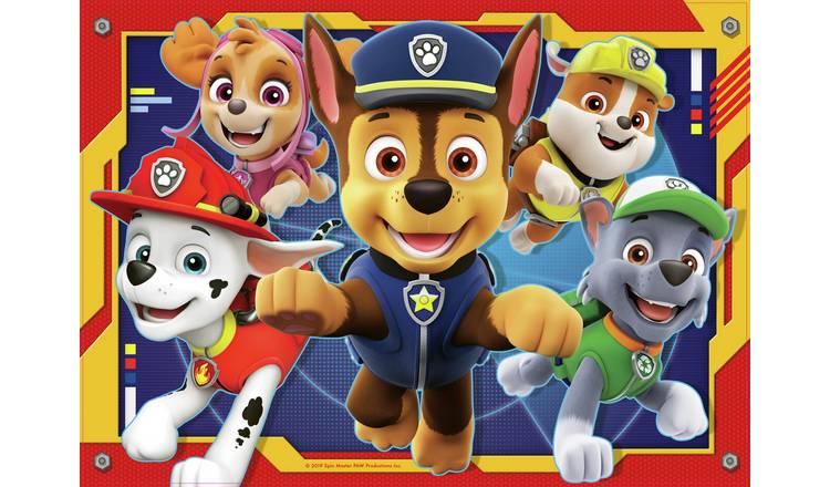Buy Ravensburger PAW Patrol 4x42 Piece Jigsaw Puzzle | Puzzles and jigsaws  | Argos