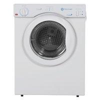 White Knight - C372WV Vented - Tumble Dryer - White