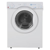 White Knight C372WV Vented Tumble Dryer - White.