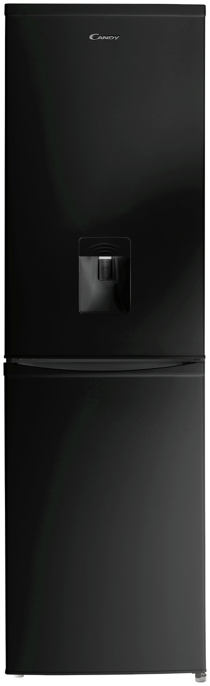 Image of Candy - CCBF5182BWK - Fridge Freezer with water dispenser- Black