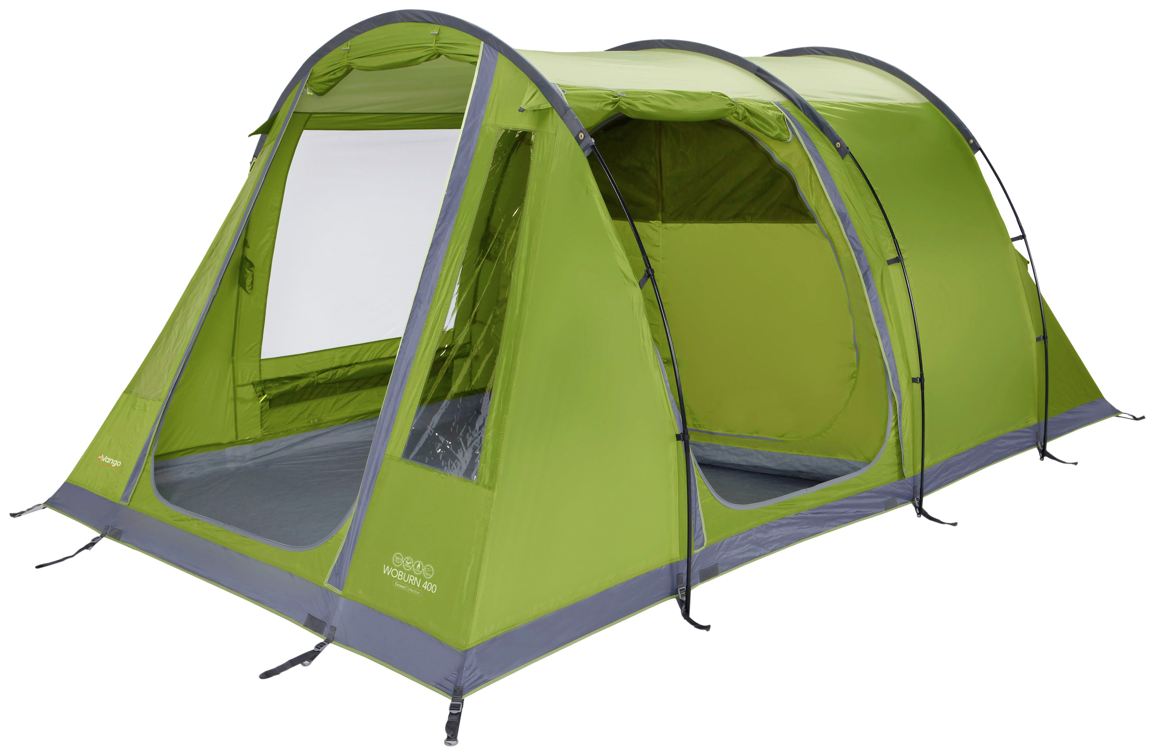 pro action 4 man 2 room tent instructions
