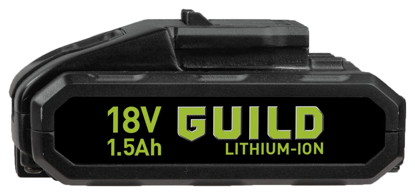Guild - 15AH Li-On Battery - 18V lowest price