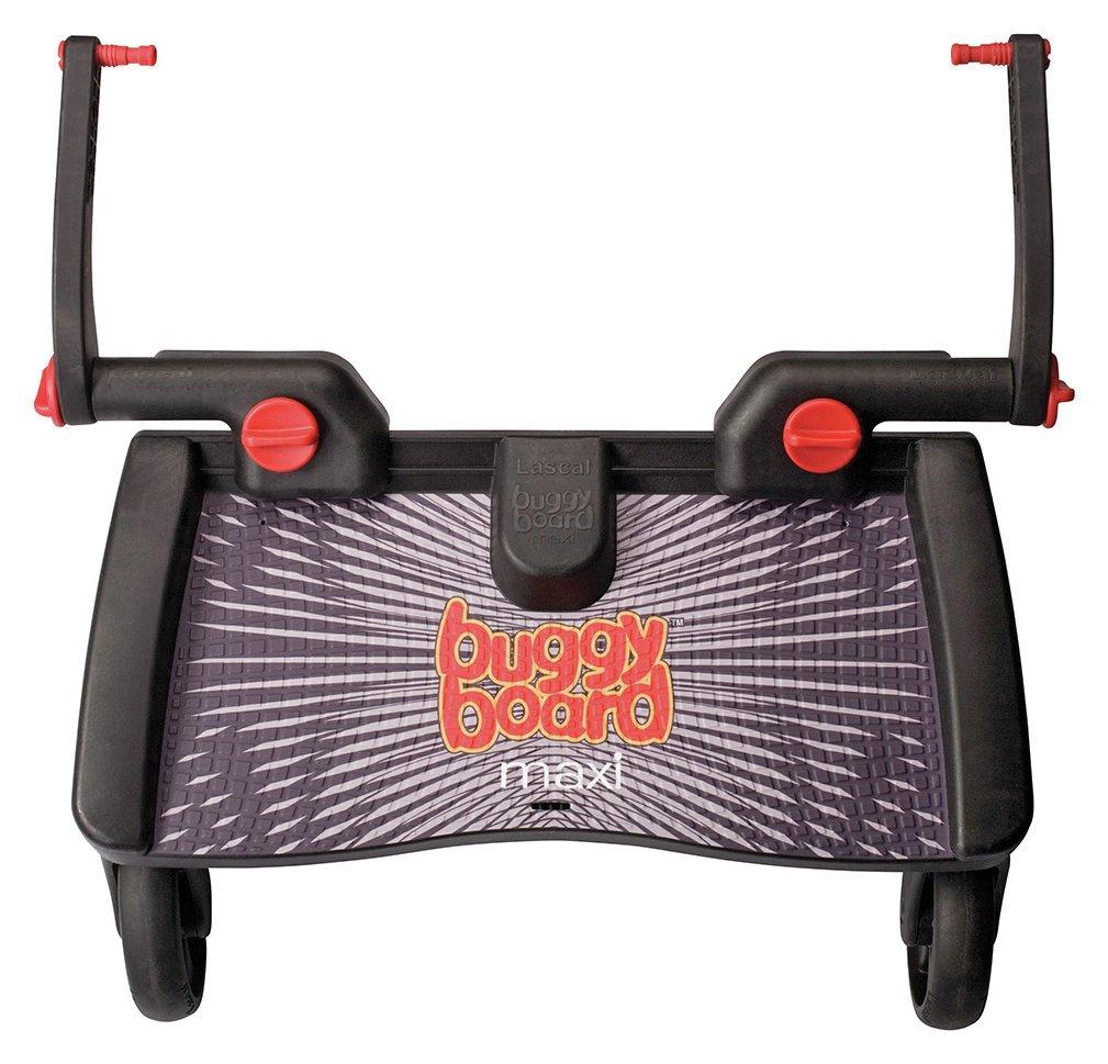 'Lascal Maxi Buggy Board - Black.