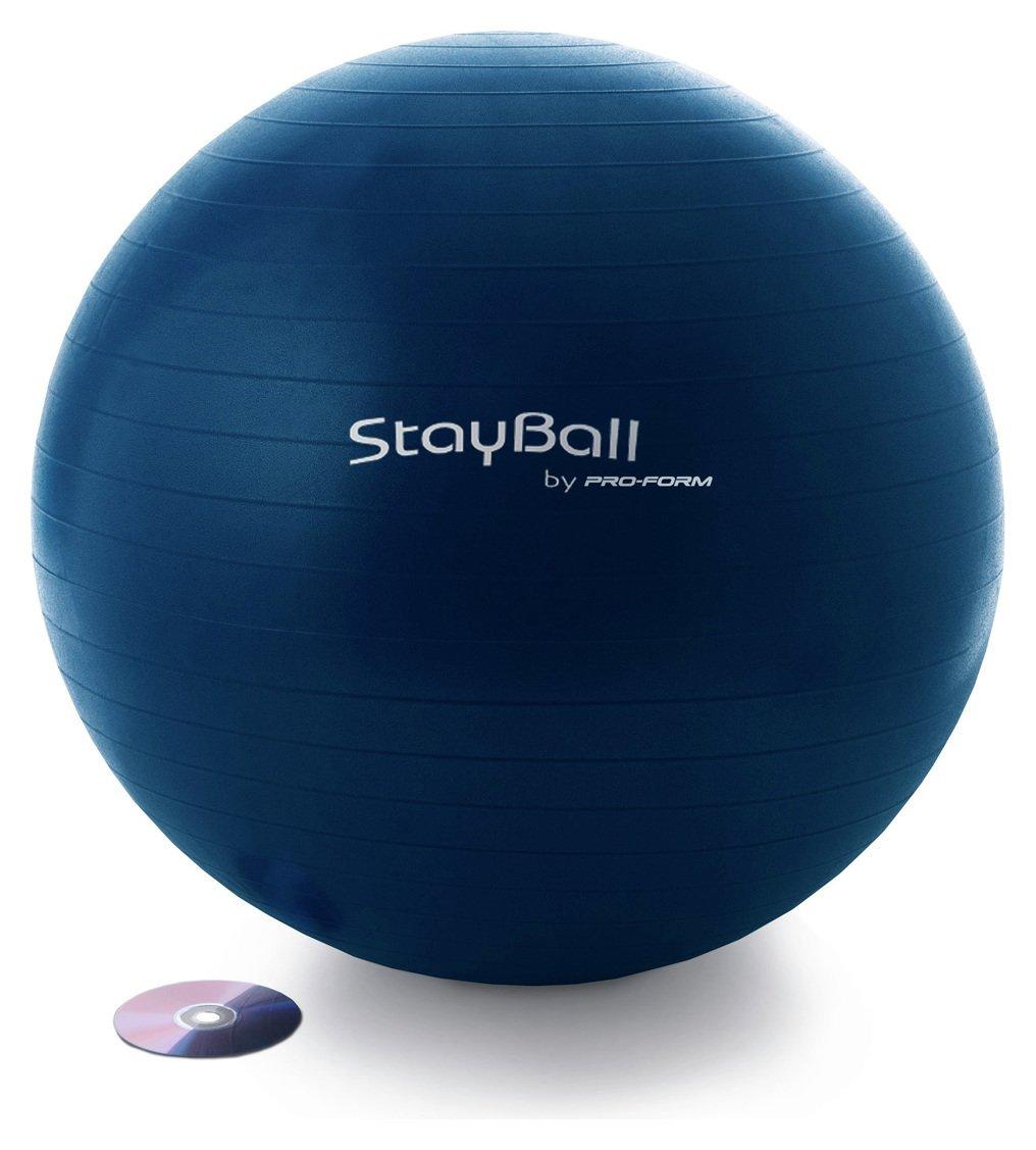 Balance Ball Argos: Everlast 65cm Burst Resist Fitness Ball