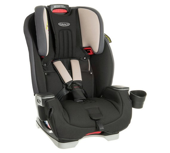 Buy Graco Milestone All-In-One Group 0-1-2-3 Car Seat | Car seats ...