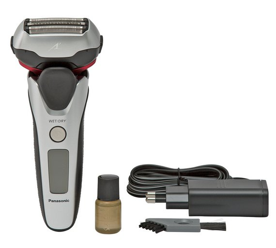 Buy Panasonic 3-Blade Wet and Dry Electric Shaver ES-LT2N-S811 ... 2d04a8eda5