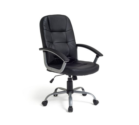 Buy Walker Height Adjustable Office Chair Black At Your Onlin
