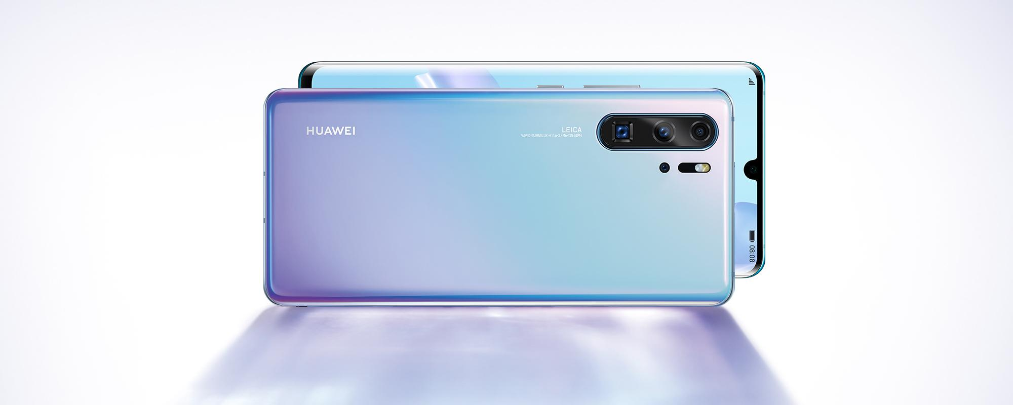 Huawei P30 Pro. Rewrite the rules of photography with quad cameras.