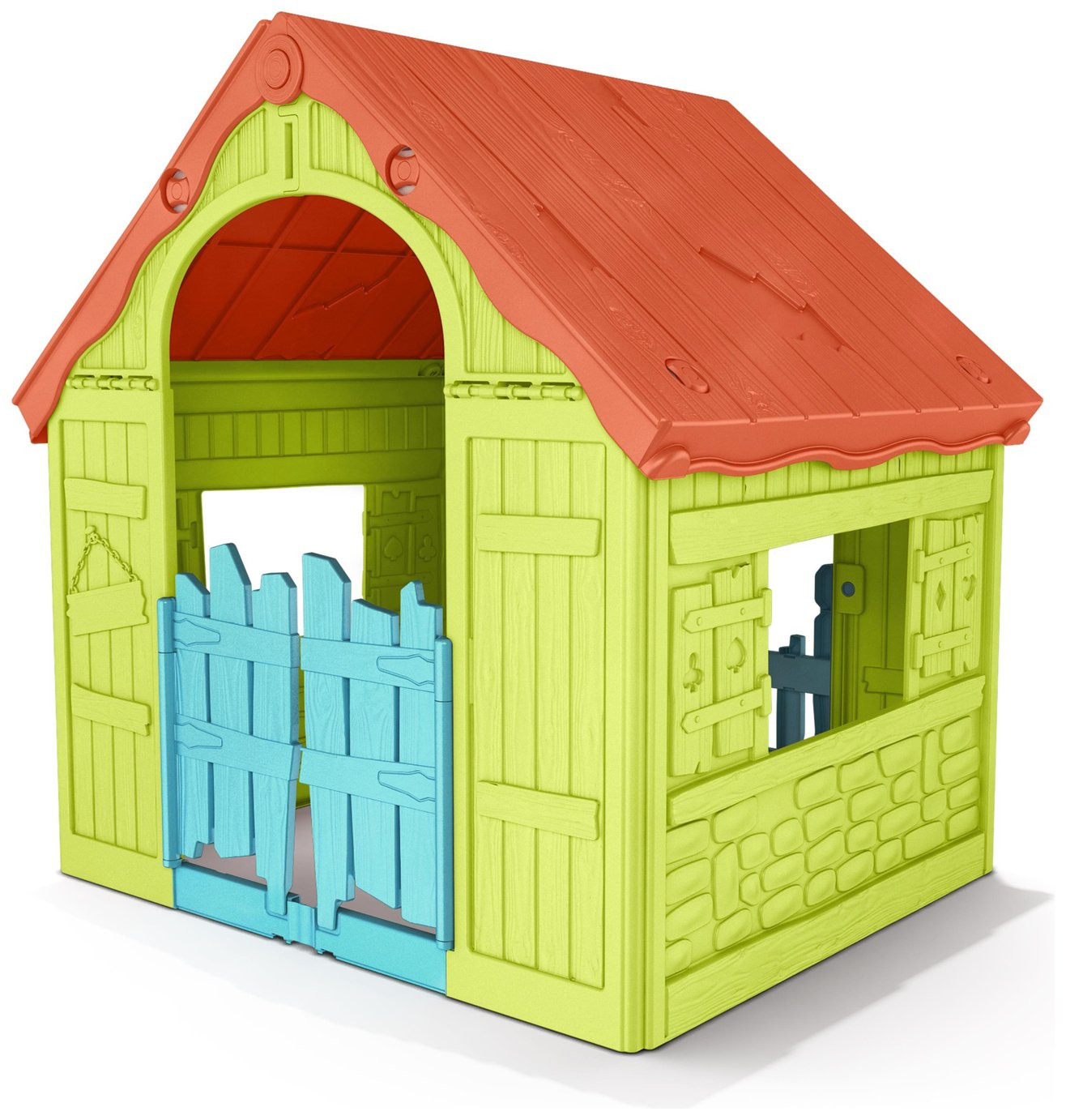 Chad Valley - Foldable Wendy Playhouse