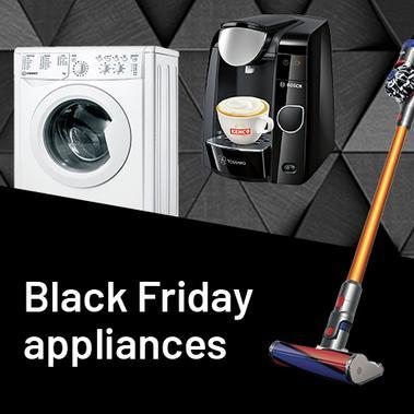 Black Friday appliances