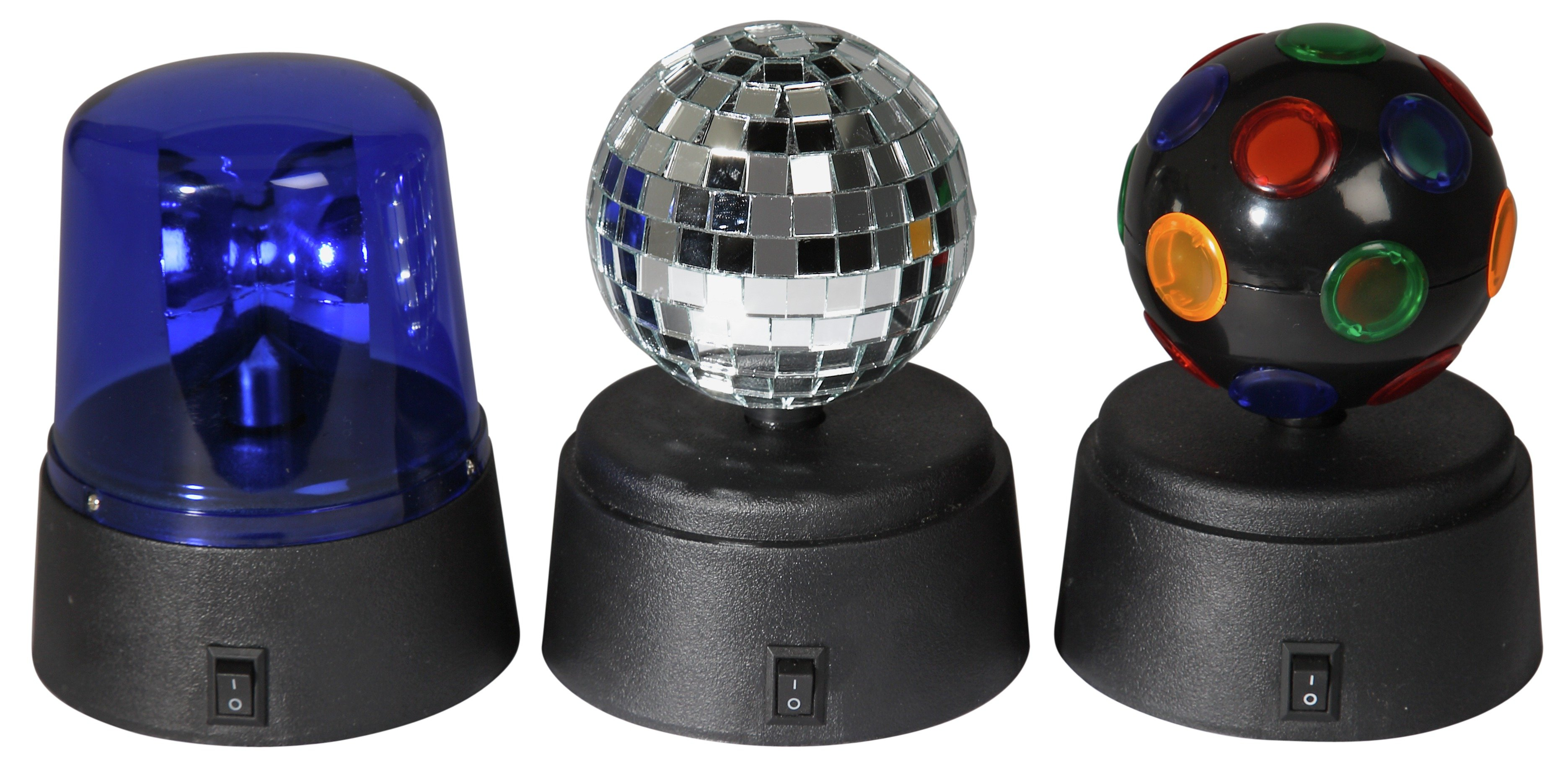 Cheetah Funki Party Set Containing Mini Disco Lights lowest price