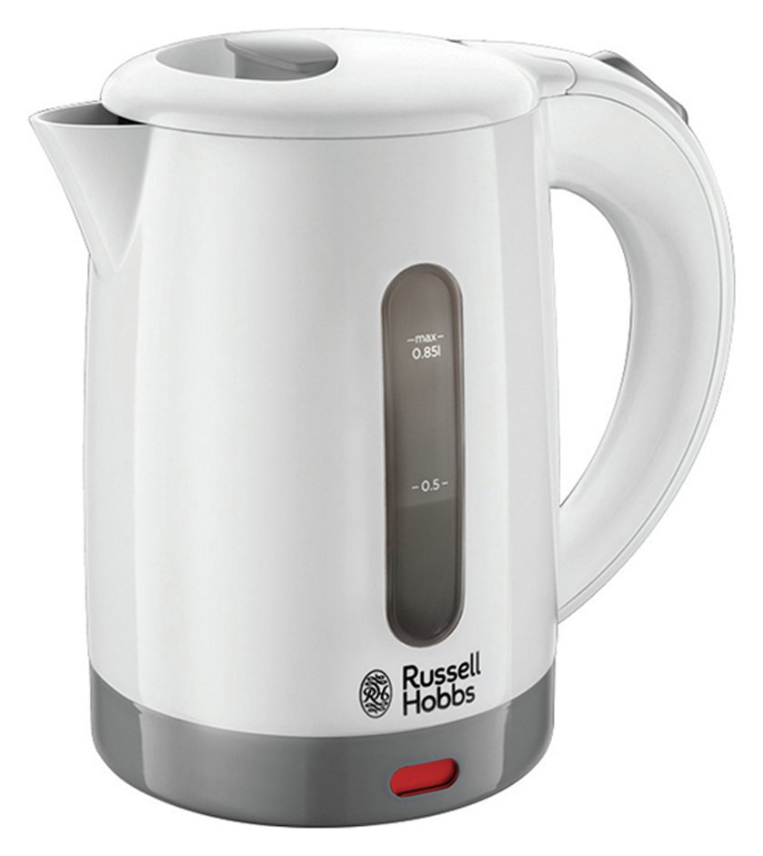Russell Hobbs - Kettle - 23630 Travel White Jug