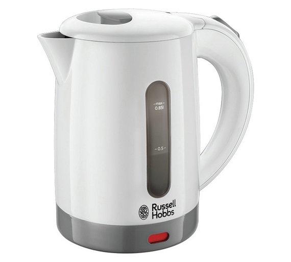 buy russell hobbs 23630 travel light small kettle white. Black Bedroom Furniture Sets. Home Design Ideas