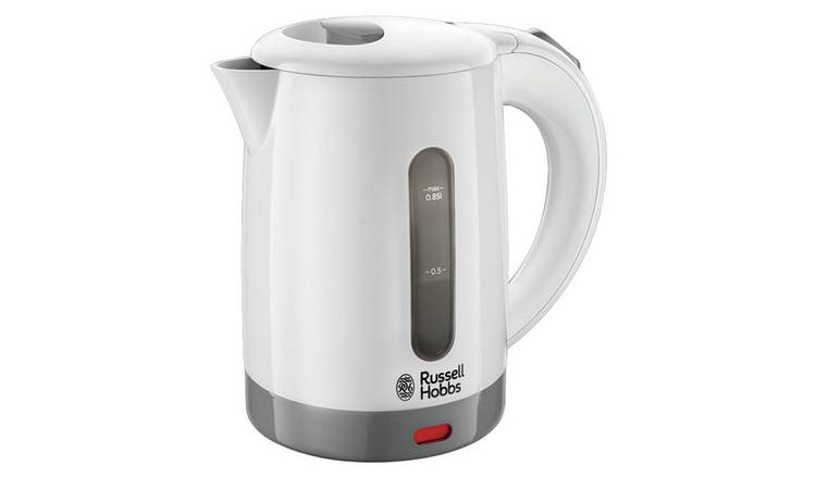Russell Hobbs 23840 Travel Light Small Kettle - White