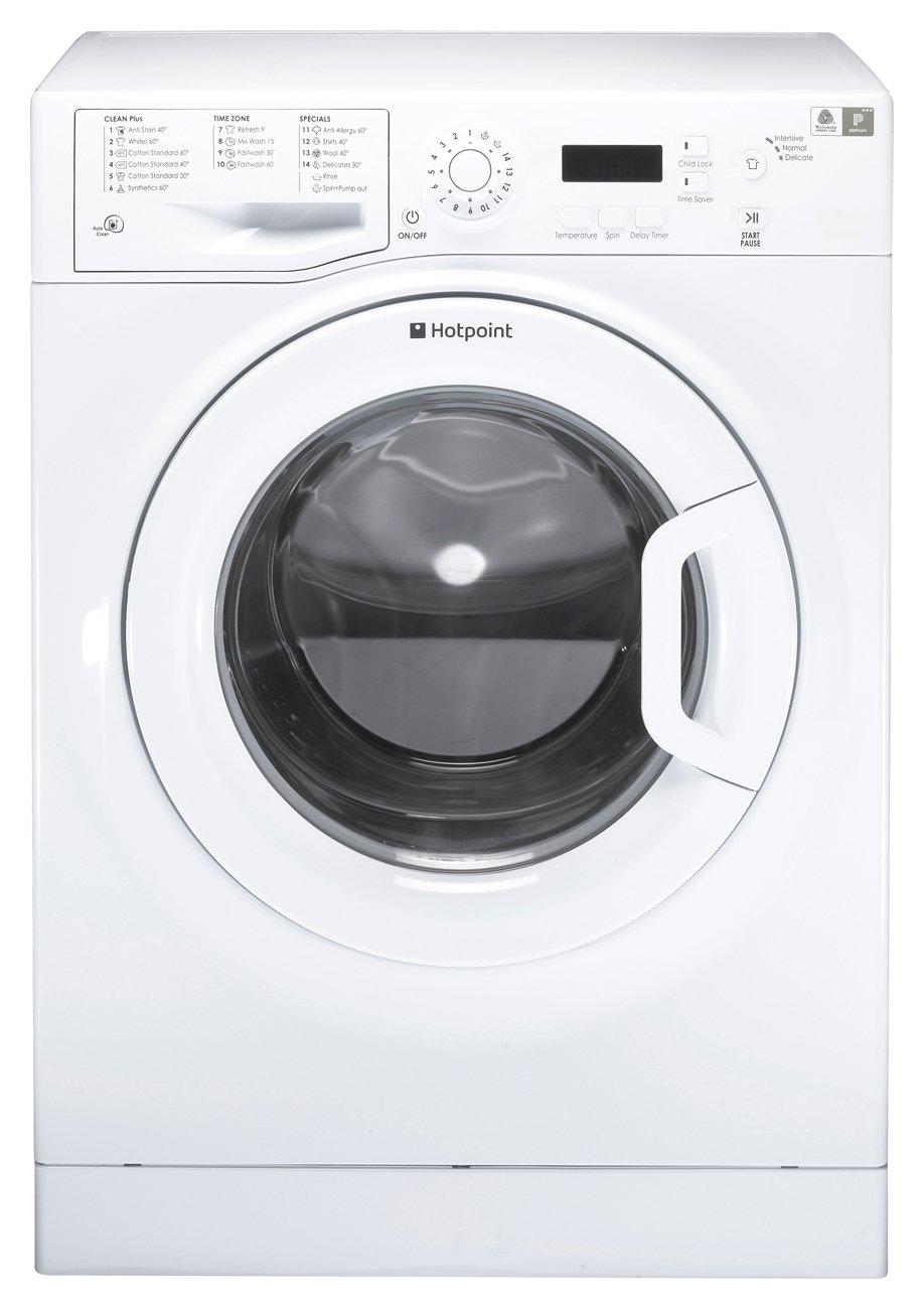 Image of Hotpoint - WMXTF942P 9KG 1400 Spin - Washing Machine - White