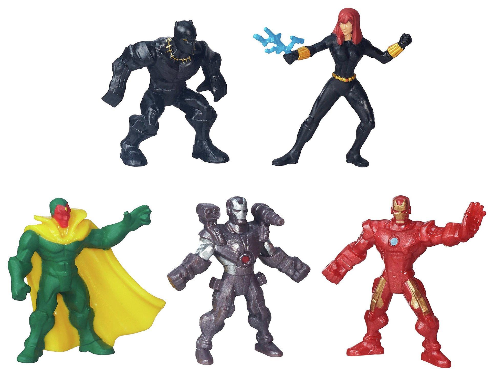 Image of Avengers - Captain Tube Assortment