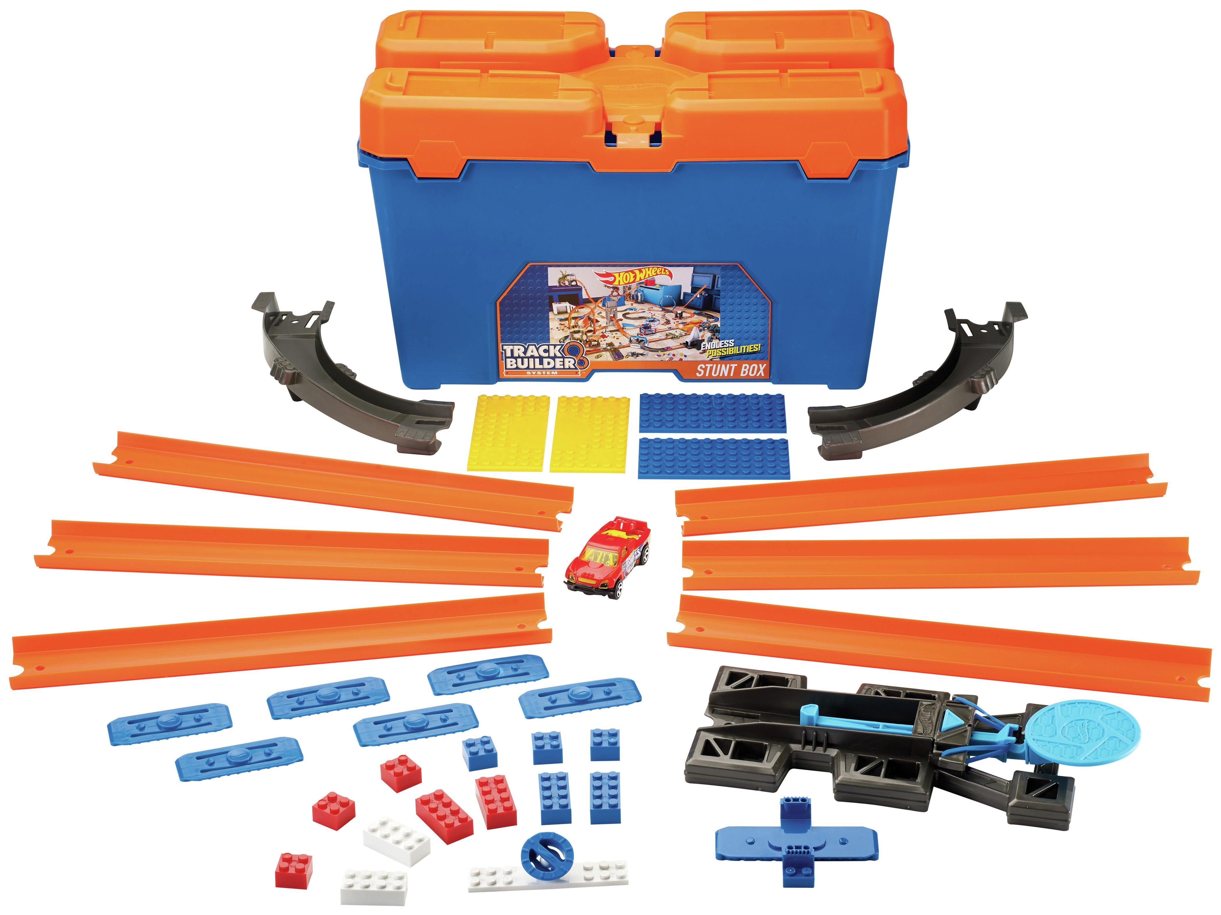 Hot Wheels - Track Builder Starter Set.
