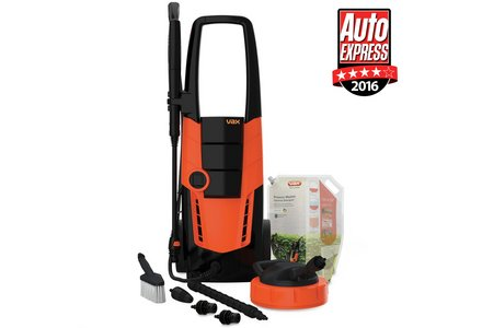 Image of the Vax VPW4C Pressure Washer 3 Complete- 2500W.