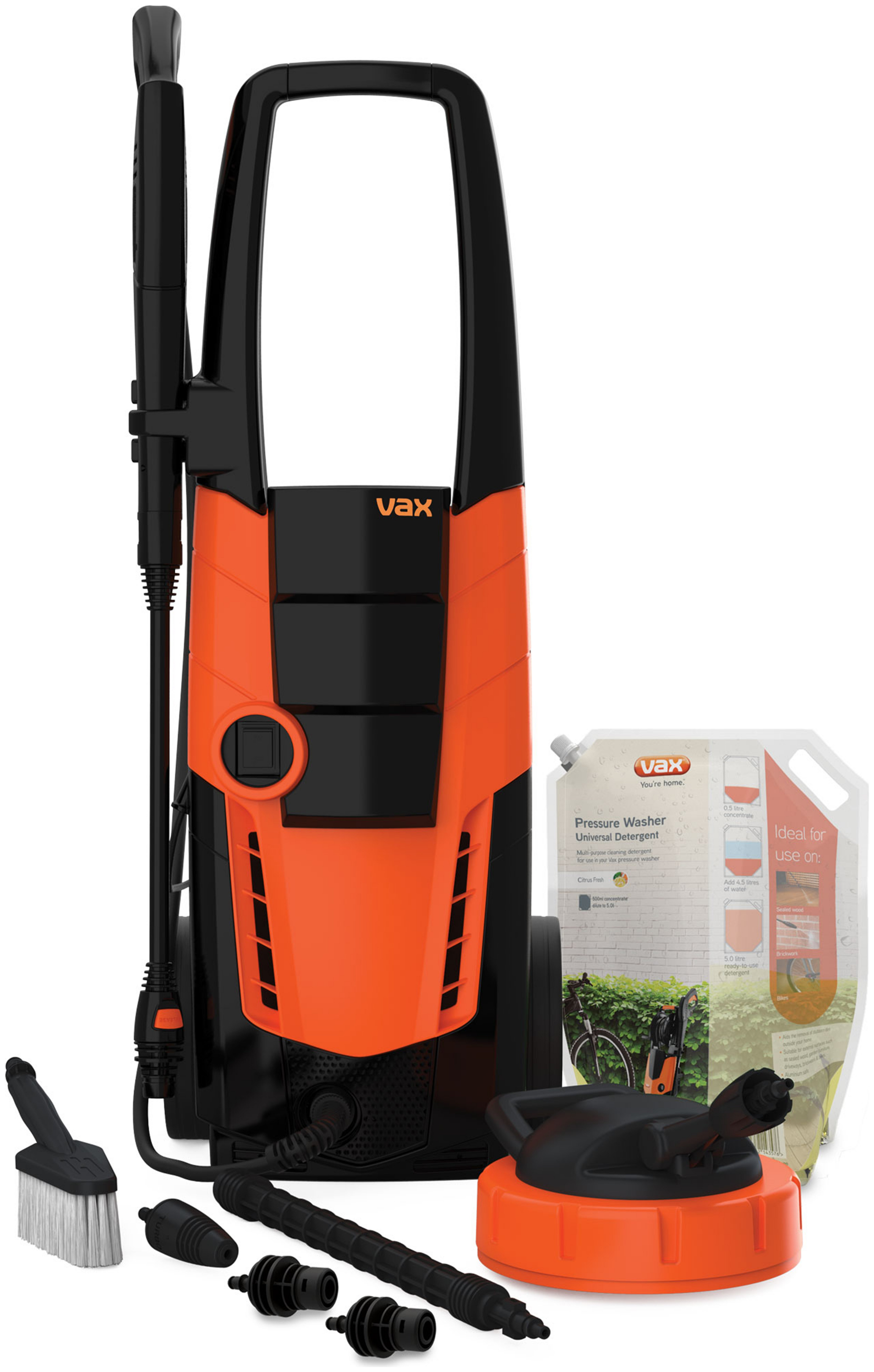 Vax Vpw4c Pressure Washer 3 Complete 2500w Review