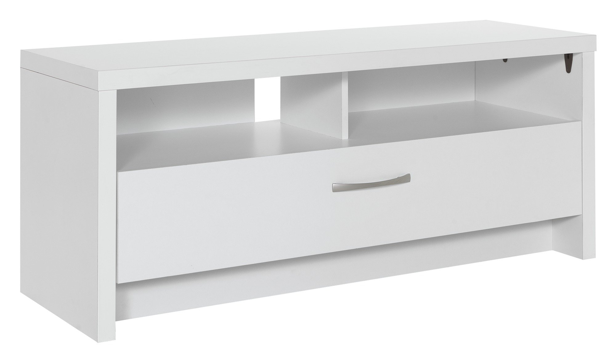 Argos home venice tv unit white