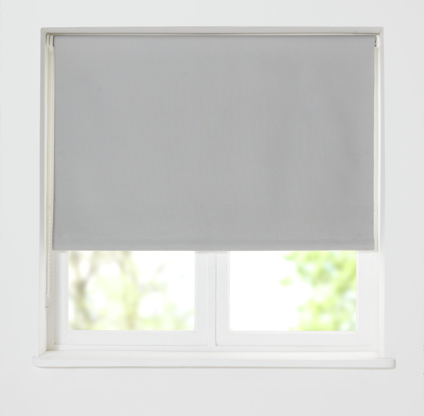 Image of ColourMatch Blackout Thermal Roller Blind - 4ft - Dove Grey