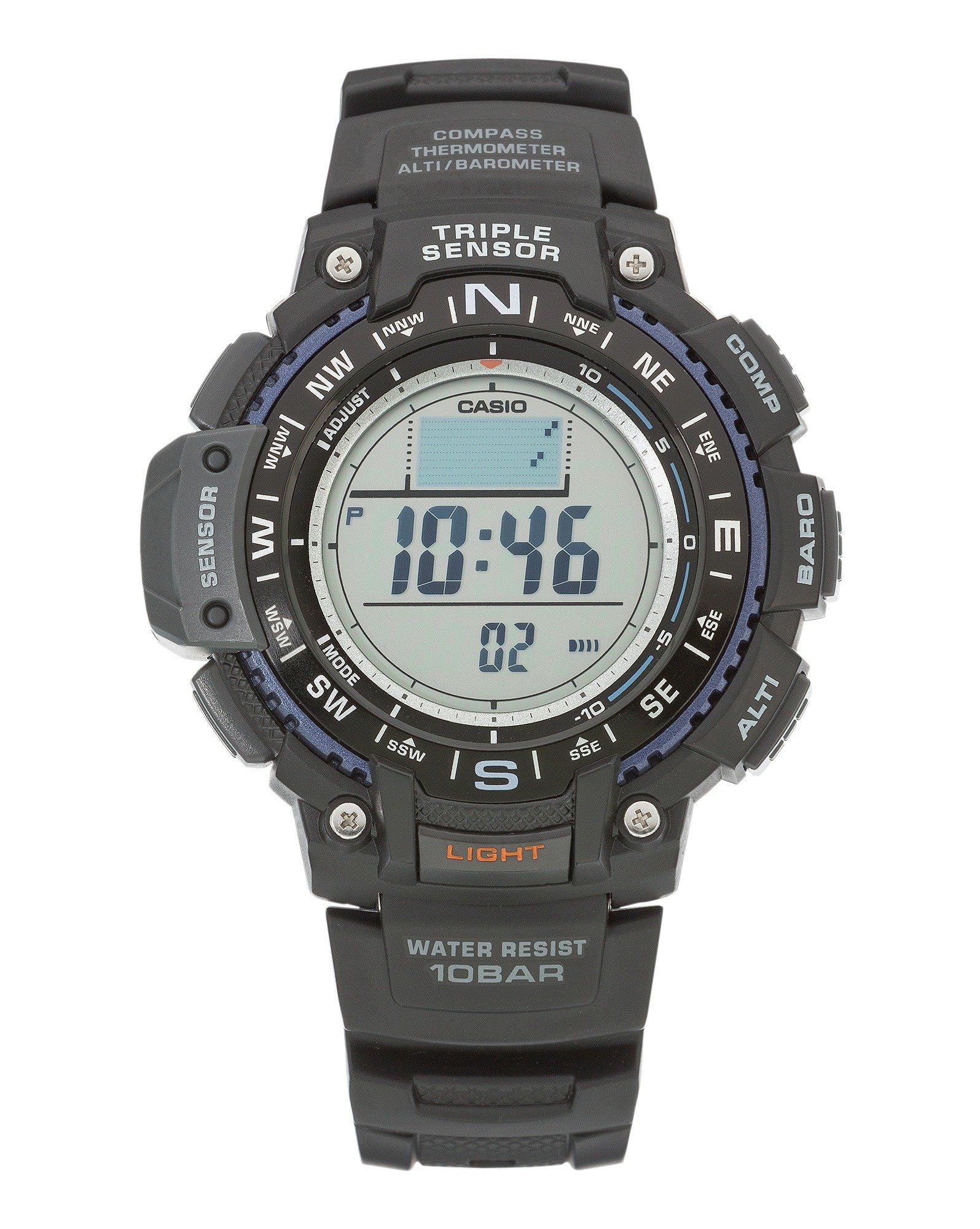 Casio - Sport - Mens Triple Sensor Digital Strap - Watch