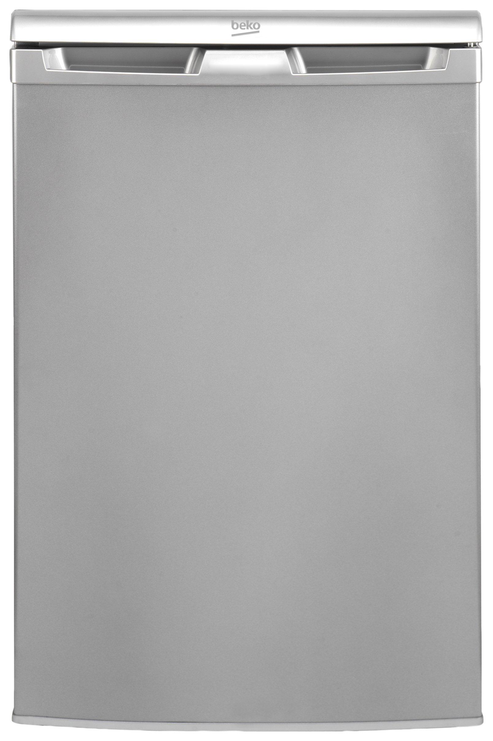 Beko - UF584AP - Under Counter - Freezer - Silver