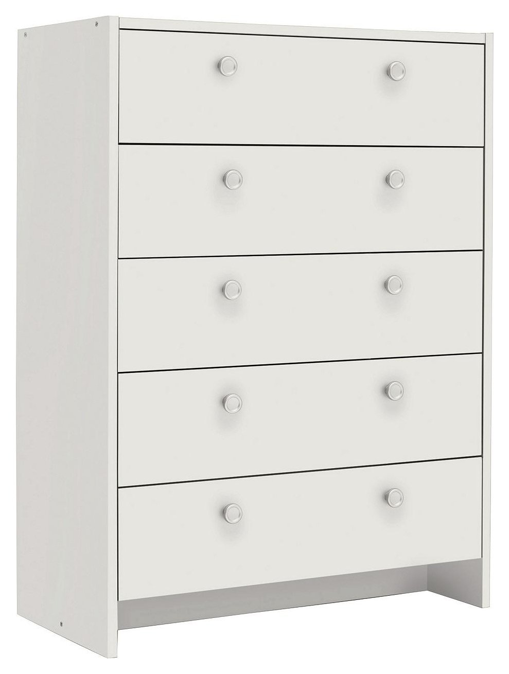 Argos Home Seville 5 Drawer Chest White