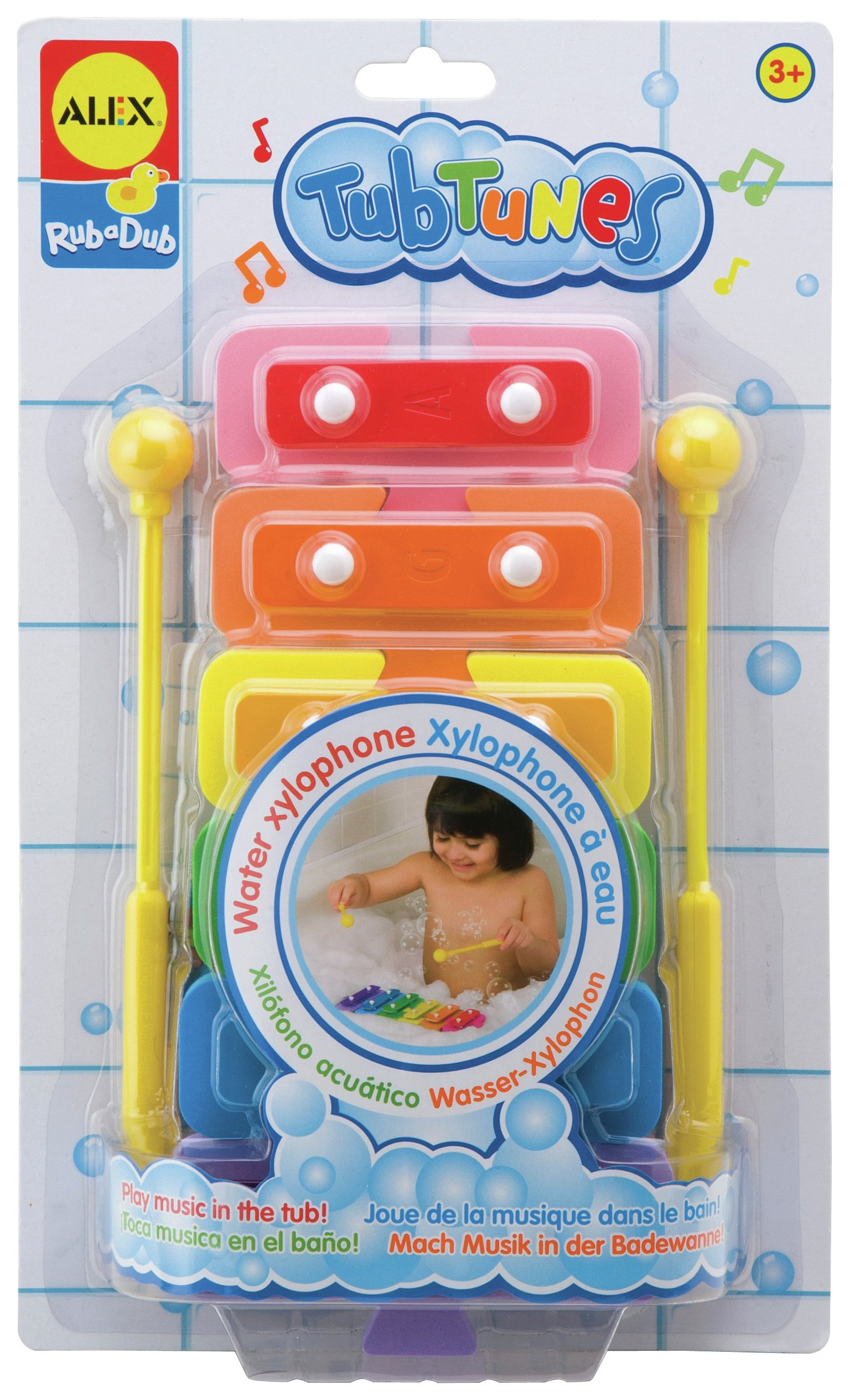 Image of Alex Toys Water Xylophone.