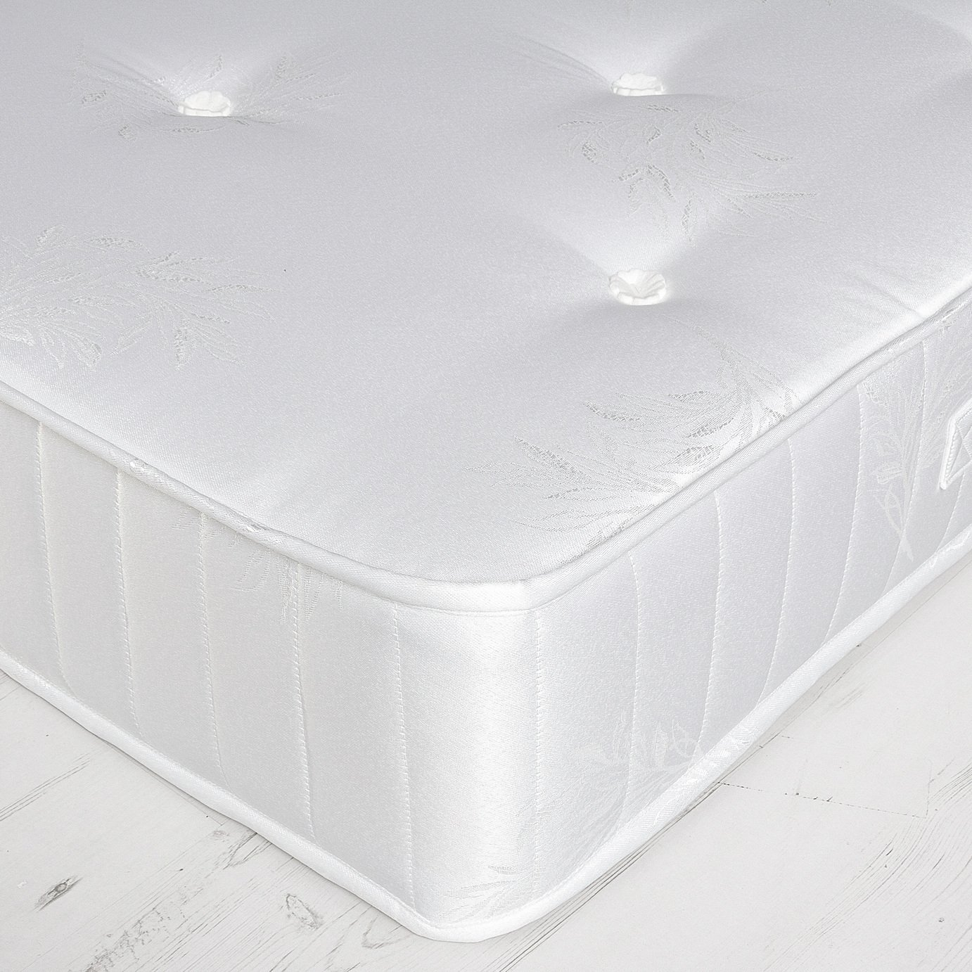 Image of Airsprung - Astall 1500 Pocket Sprung Small - Double Mattress