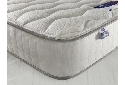 Silentnight Middleton Pocket Memory Foam Double Mattress.