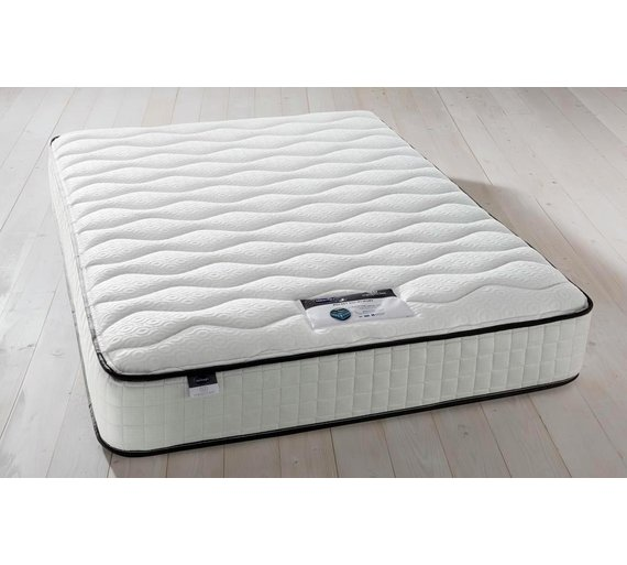 Silentnight Memory 1000 Mattress Review: Silentnight Hutton Pocket Memory Mattress Double Review
