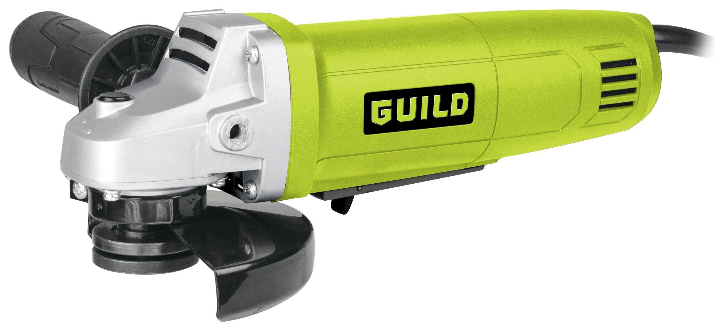 Guild 115mm Angle Grinder - 750W