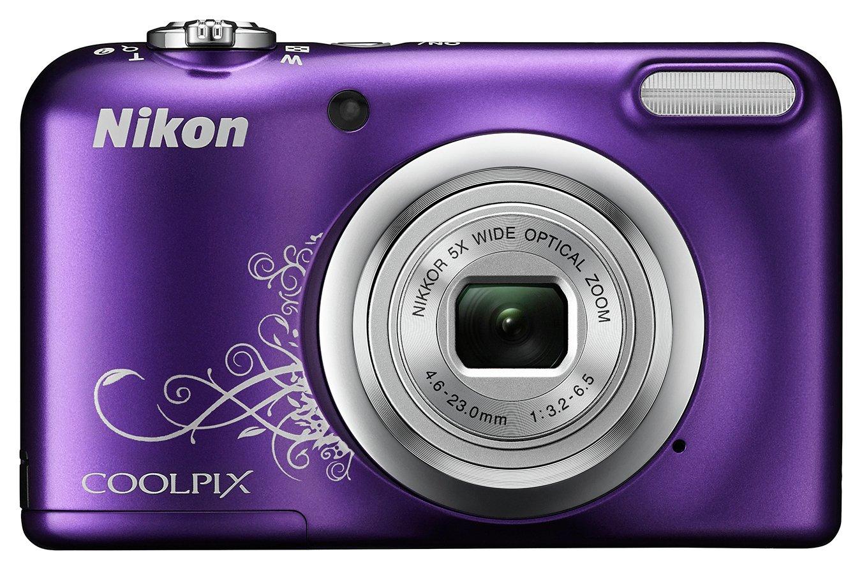 Nikon Coolpix A10 16MP 5x Zoom Compact Digital Camera