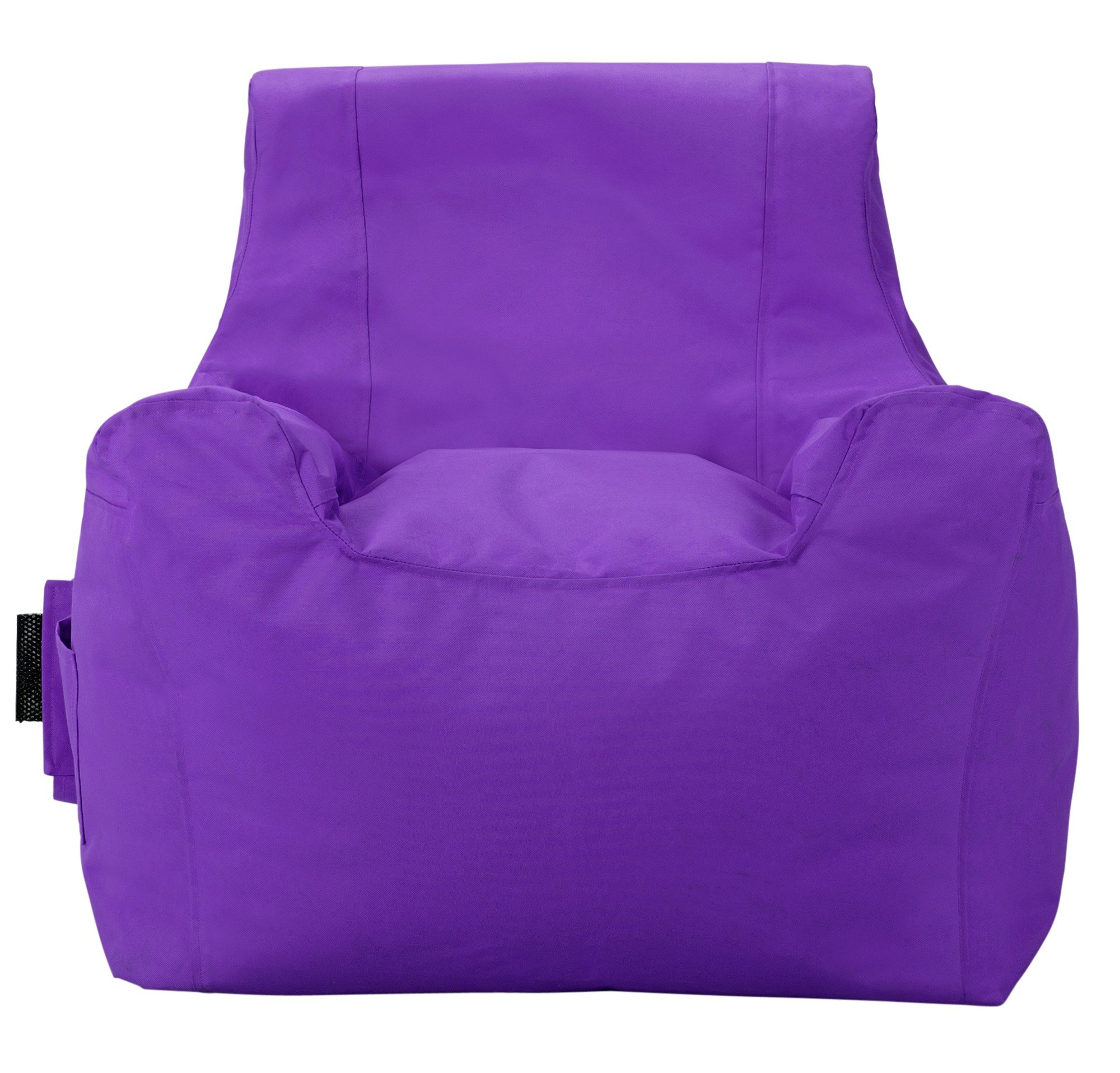 Image of ColourMatch Large Teenager Beanbag - Purple