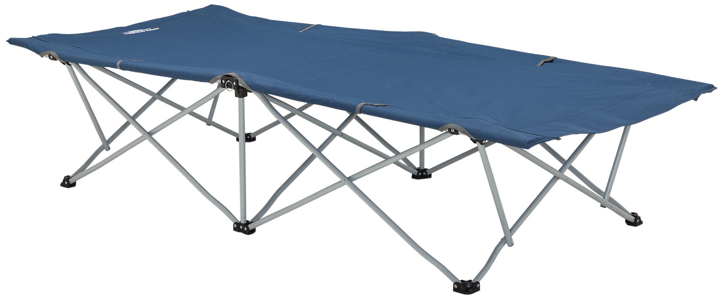 - Trespass Single Folding Quickpitch Camping Bed (4832487) Argos