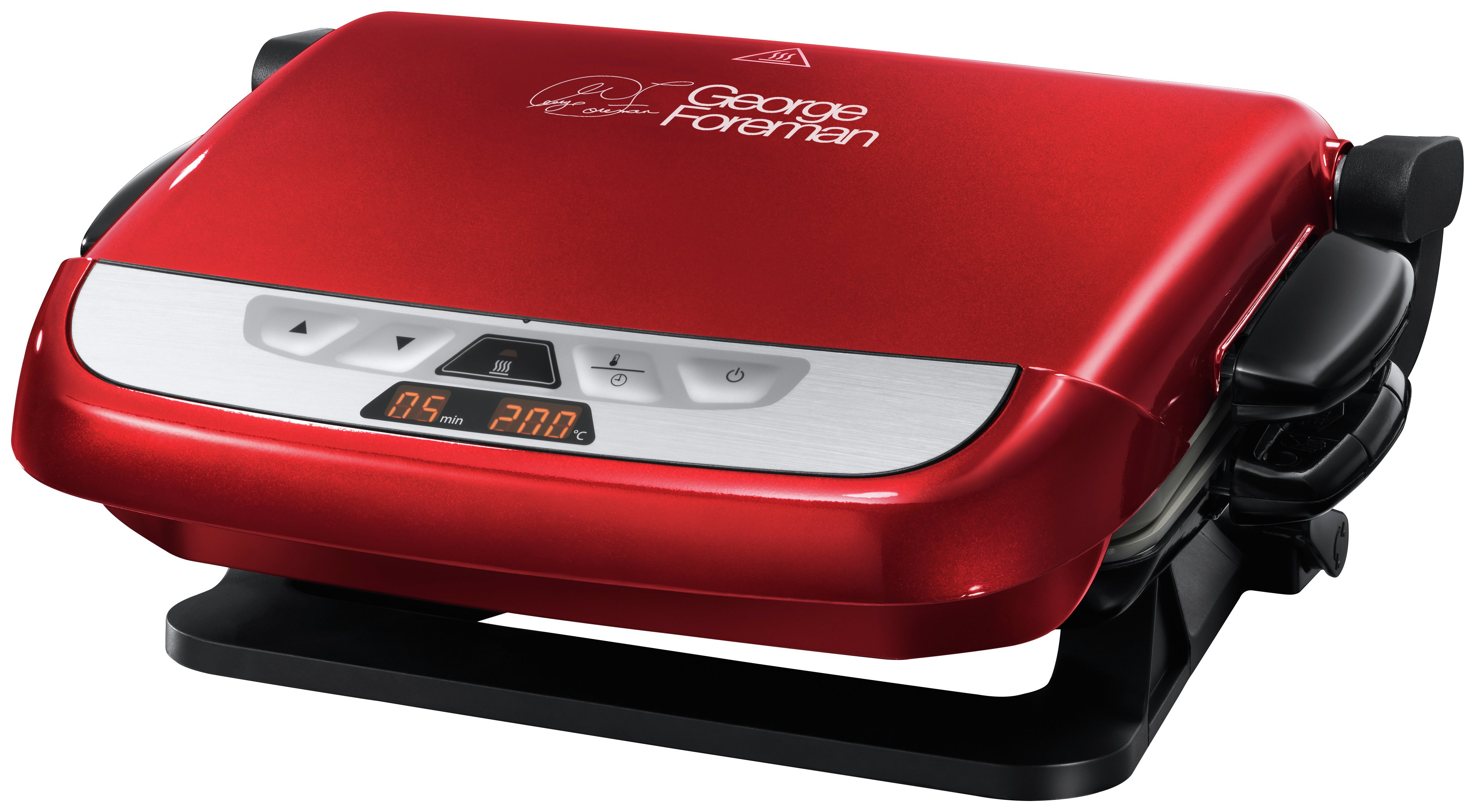 Image of George Foreman - 21611 Evolve Grill - Red