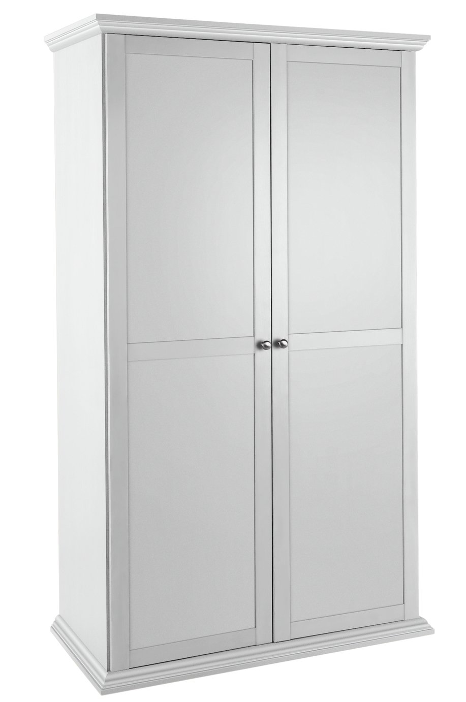 Argos Home Canterbury 2 Door Wardrobe - White