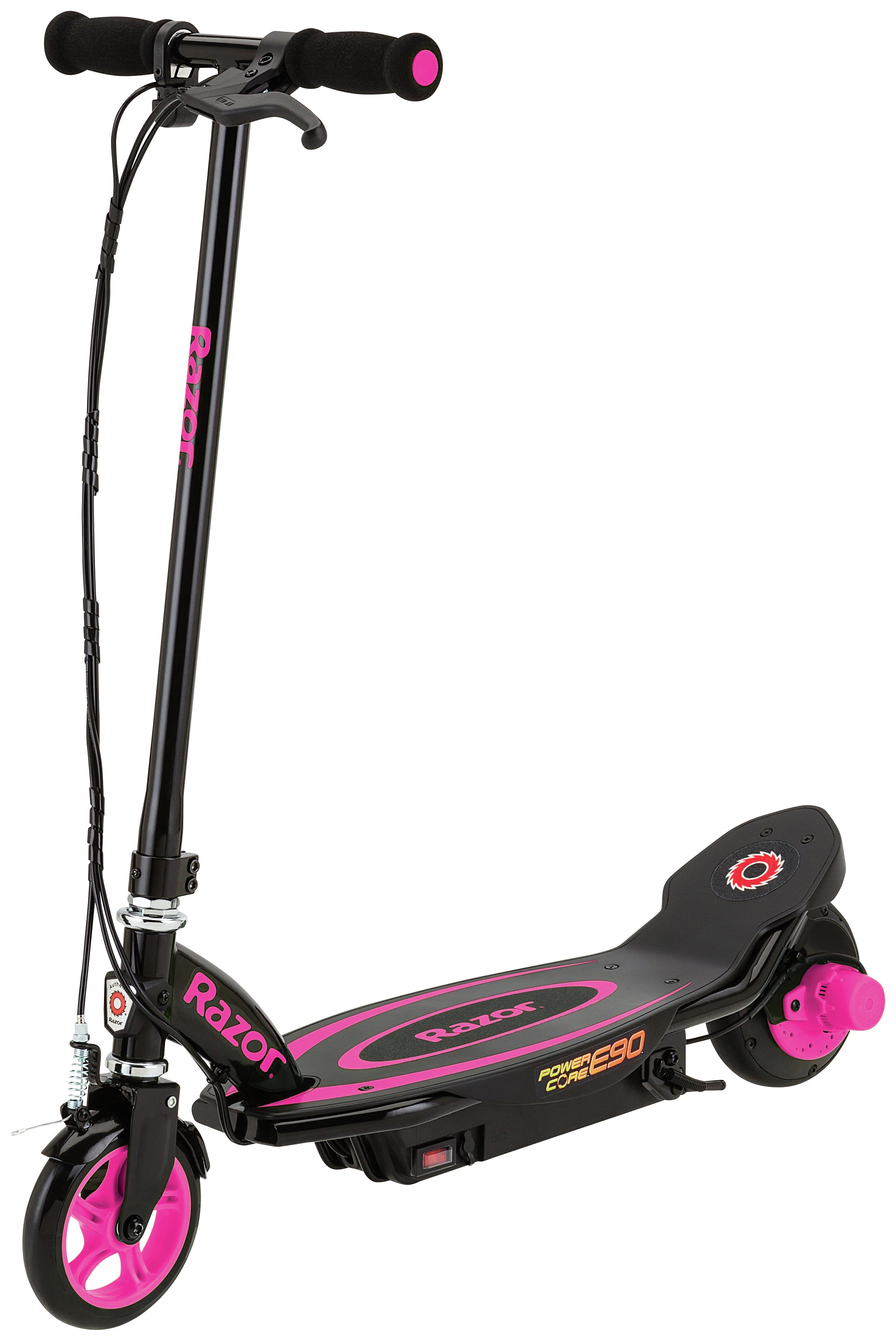 Razor - Power Core E90 Electric - Scooter - Pink